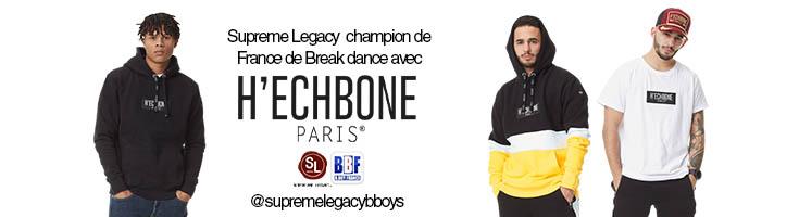 Break dance : Supreme Legacy won the bboy contest !