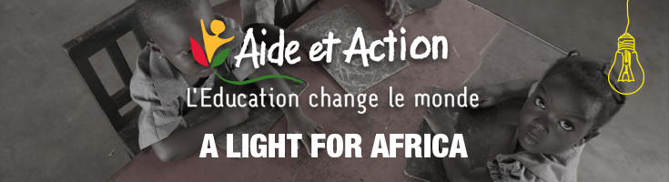 Freegun soutient l'association Aide et Action !