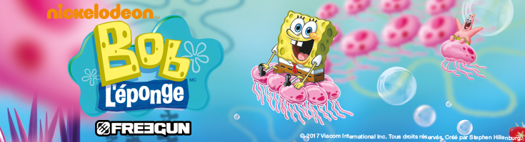 Welcome to Bikini Bottom !