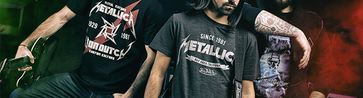 Metallica x Von Dutch collection is available !