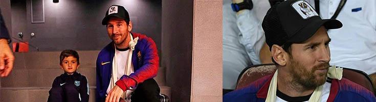 Goorin Bros, partenaire de Lionel Messi !