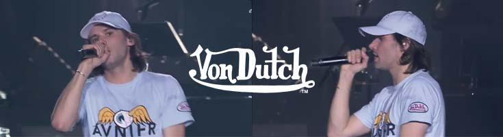 Von Dutch partenaire D'Orelsan !