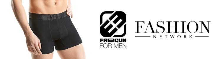 Fashon Network talks about Freegun for Men