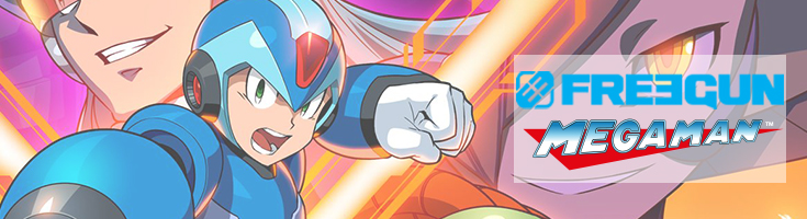 Megaman est de retour chez Textiss !
