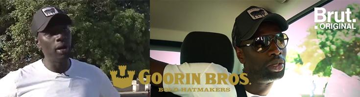 Goorin Bros à la télé !