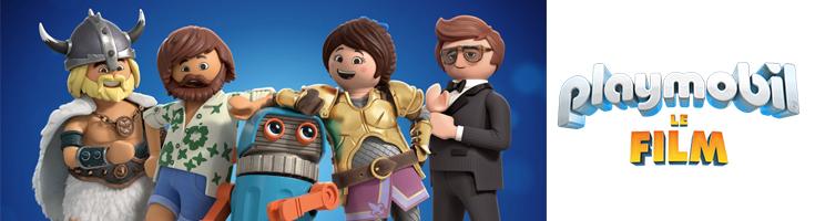 Playmobil at cinema