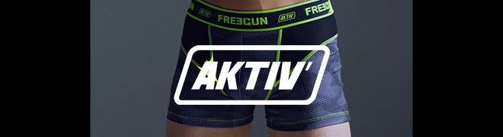 Aktiv, designed for sport