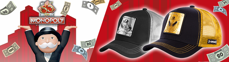 Monopoly blows his 85 candles !