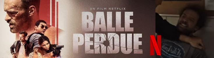 """Von Dutch dans le film """"Balle Perdue"""" TOP 10 Netflix France !"""