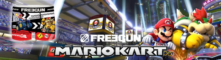 Mario Kart X Freegun