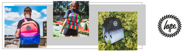 Hype. - Trendy backpacks !