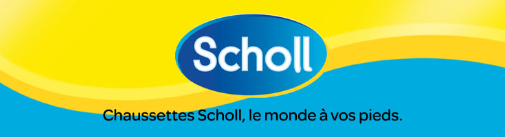 SCHOLL: WELLNESS SOCKS