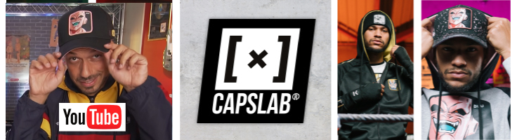 CAPSLAB TOP 4 ON YOUTUBE